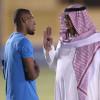 بالصور..النصر يواصل تدريباته والامير فيصل يلتقى المدرب واللاعبين