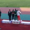 الدرعان يحقق الميدالية الذهبية العالمية في سباق 800م