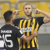 التونسي حمدي الحرباوي يعلن انفصاله عن نادي قطر من بلجيكا