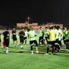 الخليج يجري تدريبه الاخير ويغادر ظهراً للقاء الشباب