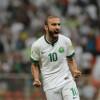 مواقع عالمية تشيد بفوز السعودية وتألق السهلاوي