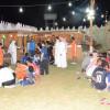 على هامش تصفيات بطولة المملكة ،، نادي الجوف يحتفي بالفرق المشاركة