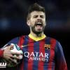 شاكيرا توافق على استمرار بيكي في برشلونة