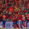 الأهلي يتوج بلقب الدوري المصري الممتاز