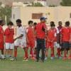 براعم الوحدة لكرة القدم يختتمون تحضيراتهم النهائية لملاقاة الأهلي
