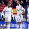 نجوم ريال مدريد غاضبين بسبب الاستفزاز