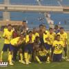 شباب النصر ينفرد بصدارة الدوري الممتاز