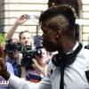 رايولا ينفي اتفاق برشلونة مع بوغبا