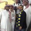 النصراويون يستقبلون مدرب فريقهم الجديد فابيو كانافارو