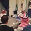 """رئيس نادي الهلال يجتمع بممثلي الشريك الرسمي """" فولكس واجن """""""