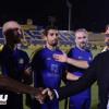 كانافارو يتواجد في مران النصر و يلتقي باللاعبين