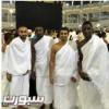 صورة.. رباعي النصر يحتفل بعودة الانتصارات بالعمرة