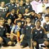 الامير فهد بن خالد يجتمع بناشئي الشباب ابطال كأس الإتحاد