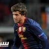 سيرغي روبيرتو يخطف الأضواء في برشلونة
