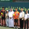 الحقباني يحقق فضية بطولة البحرين للتنس