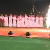 كرنفال رياضي في إفتتاح بطولة لجان التنمية