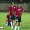 لاعبو الفيصلي يؤدون مراناً إسترجاعياً بعد التعادل أمام النصر