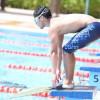 أخضر سباحة الزعانف يصل الى مصر للمشاركة عربياً
