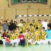 أُحـــد لكرة القدم للصالات يتأهل لأول دوري ممتاز في المملكة