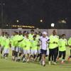 البحريني عبدالله عمر ينضم لتدريبات الاتفاق الجماعية