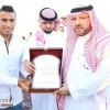 """نادي الفروسية يكرم نجم الاهلي عبدالشافي ويطلق عليه لقب """" فارس """""""