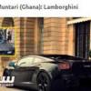 مونتاري يدخل قائمة الأفارقة أصحاب السيارات الأغلى في العالم