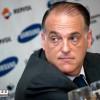 رئيس رابطة المحترفين في الليغا:أعشق ريال مدريد