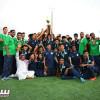أكاديمية النادي الأهلي تحقق لقب كأس منطقة مكة المكرمة.