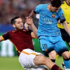 برشلونة يستعيد الـ MSN أمام روما