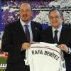 رئيس وزراء اسبانيا يطالب ببقاء رئيس ريال مدريد
