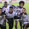 بالصور : دعم شرفي و إداري لتدريبات الشباب قبل لقاء الهلال