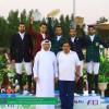 البطولة الدولية على قدمٍ و ساق و الصدارة سعودية