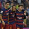 125 هدفا لـ MSN برشلونة في2015