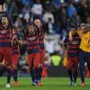 برشلونة يواصل عامه الرائع
