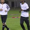 بالصور : مران استرجاعي للاعبي الشباب بعد لقاء الهلال