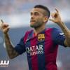 أداء آلفيس يبهر برشلونة