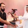 الوحدة يكرم مدربه مضوي بمناسبة إختياره كأفضل مدرب عربي