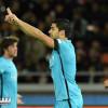 برشلونة يكسر عقدة القميص الثالث