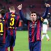 برشلونة على بعد هدفين من رقم قياسي جديد