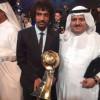 موقع كووورة يهنىء ياسر الشهراني بالجائزة