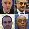 انحصار المنافسة على كرسي الفيفا بين خمسة مرشحين