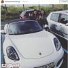 رونالدو يهدي سيارة بورش لوالدته بمناسبة عيد ميلادها