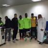 لاعبي الخليج يستكملون البرنامج الاختبارات اللياقية بجامعة الدمام وتستمر لمدة 3 أيام