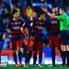 برشلونة يفشل في هز الشباك للمرة الأولى هذا الموسم