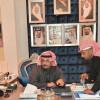 رئيس الهلال يعقد إجتماعاً بأعضاء من مجلس إدارته