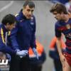 برشلونة يخسر خدمات سيرغي روبيرتو في الديربي الجديد