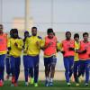 بالصور..النصر يواصل تدريباته بمشاركة جميع اللاعبين