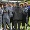 المنتخب الاولمبي يستأنف تدريباته بعد التعادل مع تايلاند