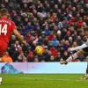 روني يقود المان يونايتد الى الفوز على ليفربول بهدف نظيف