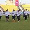 المنتخب الاولمبي ينهي إعداده لمواجهة اليابان الحاسمة في بطولة آسيا بالدوحة